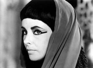 CLEOPATRA. Film Director: JOSEPH L. MANKIEWICZ. Year: 1963.